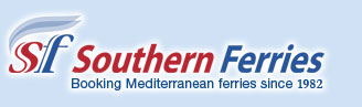 Southern Ferries - booking Mediterranean ferries since 1982